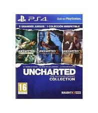 Juego Sony PS4 Uncharted Collection