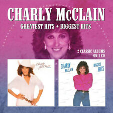 Charly McClain : Greatest Hits/Biggest Hits CD (2016) ***NEW***