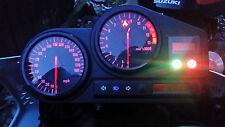 RED CBR900rr fireblade 97-98  led dash clock conversion kit lightenUPgrade