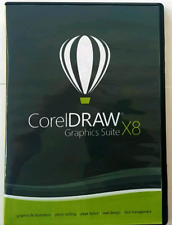 corel CorelDRAW X8 Graphics Suite, Full Version Lifetime Activation Corel Draw