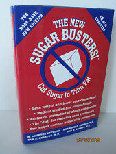 The New Sugar Busters! Cut Sugar To Trim Fat by Morrison Bethea