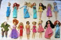 Disney Barbie Doll Lot (1) ~ Disney Barbie Dolls, Mary Kate & Ashley Dolls