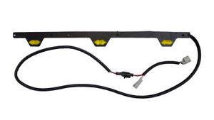 2019-2021 Ford Ranger  Raptor Style 3 LED Grille Light Kit Fit For Raptor Grill