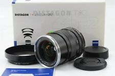 Carl Zeiss Distagon T* 25mm f/2.8 ZF 2 for Nikon [Excellent] from Japan (88-E18)