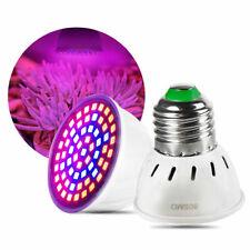 AC220V-240V E27 Led Grow Light Bulb Lamp for Plant Hydroponics Indoor Veg Flower
