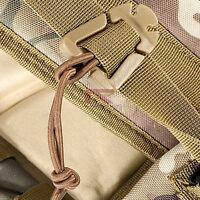 4X EDC Military Dominator Elastic Cord Hang Buckle Clip PALS MOLLE Webbing  LI