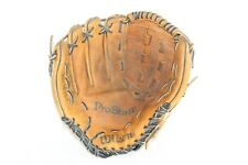 "Wilson Pro Staff 12"" Leather Baseball Glove A1836 Ps4 Dual Hinge Left Hand Throw"
