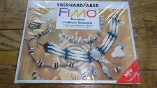 Eberhard Faber FIMO Bastelset - Folklore Schmuck NEW SEALED