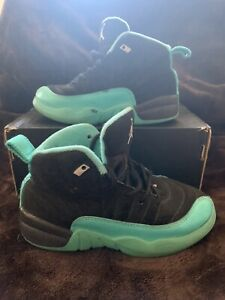 Jordan 12 Gamma- Color: Jade/Black Size: 11c Little Scuff On Side Of Left Shoe.