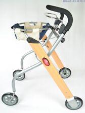 Lets Go Indoor Rollator Beech/Silver/Black - PR30285