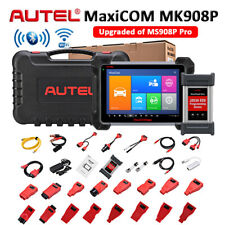 AUTEL MK908P MaxiSys Pro Elite OBD2 BT WiFi Diagnostic Scanner Tool All Systems