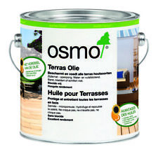 Huiles pour terrasses Osmo 006, 007, 019