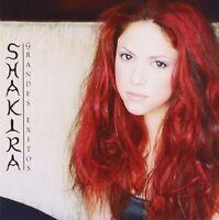 Shakira Grandes exitos (2002) [CD]