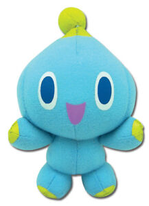Sonic the Hedgehog CHAO PLUSH 4.5inch Plush NEW AUTHENTIC