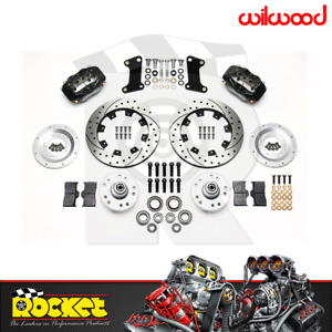 Wilwood Dynalite Big Brake Front Brake Kit Camaro/HQ/Torana - WB140-7675-D