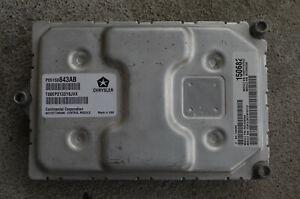 2014 CHEROKEE P68103804AI computer ENGINE CONTROL ECU MODULE OEM part