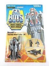 Genuine Tonka GoBots Mighty Robots Royal-T I9 1984 7255 Original Sealed Vintage