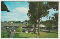 Unused Postcard Owasco Lake Park Auburn New York NY