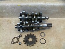 Honda 100 CL SCRAMBLER CL100-K2 Used Engine Transmission 1972 HB206