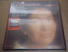 Callas/Votto BELLINI La Sonnambula - Seraphim Cassette Edition 4X2G-6108 SEALED