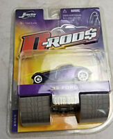 Jada Toys D-Rods 32 Ford Die Cast Vehicle Collectible Vehicles 2005 Wave 1