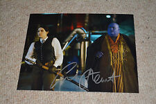 CATRIN STEWART signed Autogramm 20x25 cm In Person DOCTOR WHO Jenny