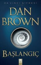 """Dan Brown - BASLANGIC ""  ""Turkce"" Yeni Kitap  2017 from Turkey"
