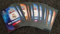 2020 Match Attax UEFA Soccer Cards - Lot of 20 Cards incl 2 shiny