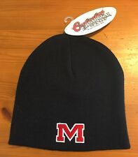 NCAA Mississippi Ole Miss Rebels Beanie, Navy