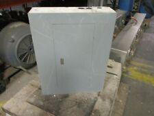 Square D Main Lug Breaker Panel Nqod430L100 100A Max 208Y/120 3Ph 4W Used