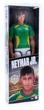 Mattel DYK86 - FC Elite Fußball WM Fußball Figur Neymar Jr. 30 cm
