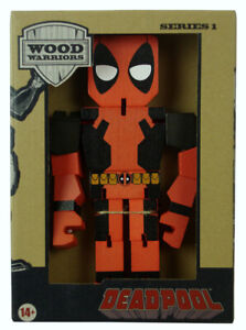 Deadpool Wood Warriors 8 Inch Figure Series 1 Marvel Comics Merc With A Mouth