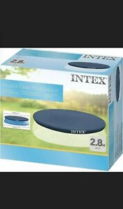 Intex Easy Set Pool Cover Inflatable Swimming Pool10ft - Debris pool cover