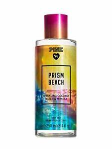 Victorias Secret Pink Prism Beach Fragrance Mist  Coconut Mimosa 8.4 oz