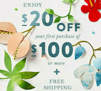ANTHROPOLOGIE Coupon Code $20 Off $100+ Purchase   Ex9/29/20 Online / In-Store