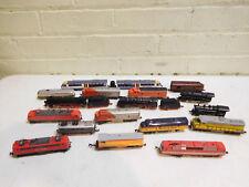 Lot of 19 Trix Fleischmann Piccolo Bachmann Arnold Lima N Scale Train Engines