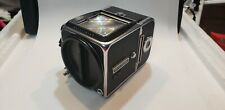 [Rare] Hasselblad 500C/M  500 CLASSIC Camera w/ film holder & lens cap.