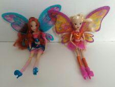winx club dolls stella and bloom