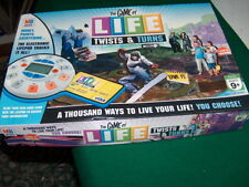 The Game Of Life Twists And Turns Board Game 2007 Milton Bradley 100% Complete