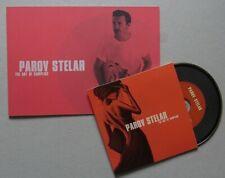CD : PAROV STELAR 'The art of sampling' + Info-Folder - rare Pressung !!