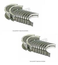 For Volvo 240 244 245 740 760 780 Main Bearing Set Standard Set Of 2 OEM 270906