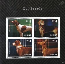 Dog Stamp Sheet (English Pointer/Polish Hound/Pharaoh/Westphalian Dachsbracke)