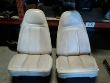 1971 CHRYSLER NEW-YORKER 300 FURY POLARA MONACO BUCKET SEAT PAIR