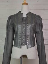Final Reduction Steampunk/gothic Jacket by Bohemia of Sweden Lagenlook S M L