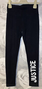 Girls Age 8 (7-8 Years) Justice USA Leggings - Excellent Condition
