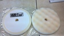 "8"" Foam White Compound Buffing Pad 1  per pack Compare to 3M #5723"