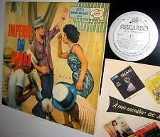 LUIZ ALLAN Imperio Do Samba BRAZIL Mocambo records MR-1037 Alan