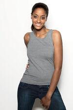 Hanes Comfortsoft Womens Ladys Ladies Plain Cotton Tank Top Vest Singlet