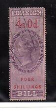 Gran Bretaña Monarquias valor Fiscal (AS-92)