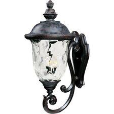 Maxim Carriage House VX 3-Light Outdoor Wall Lantern Bronze -40425WGOB
